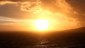 Soleil Couchant par Jérémy Taburchi